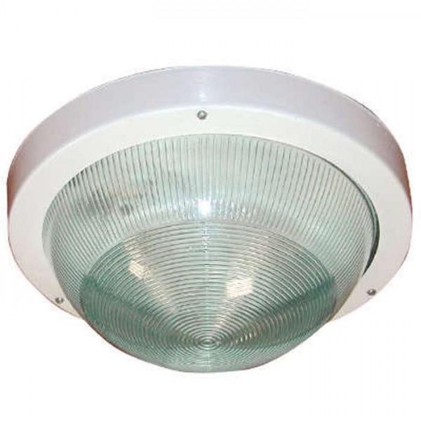 Светильник НПП 03-100-001 'Селена 1' 1х100Вт E27 IP65 корпус бел. Элетех 1005500139