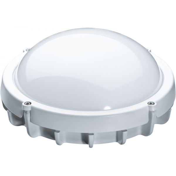 Светильник светодиодный 94 826 NBL-R1-12-4K-WH-IP65-LED 12Вт 4000К IP65 (аналог НПП 1101 бел. круг) Navigator 94826