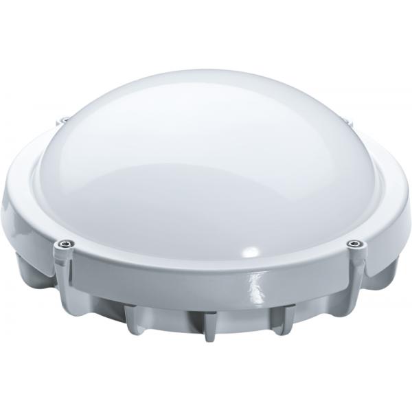 Светильник светодиодный 94 827 NBL-R1-8-4K-WH-IP65-LED 8Вт 4000К IP65 (аналог НПП 1301 бел. круг) Navigator 94827