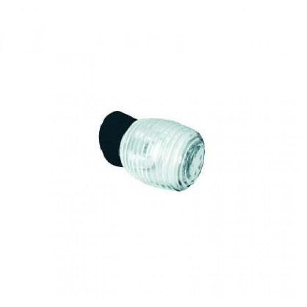 Светильник НББ 64-60-080 'Бочонок' d120 1х60Вт E27 IP20 корпус наклонный бел. Элетех 1005100109