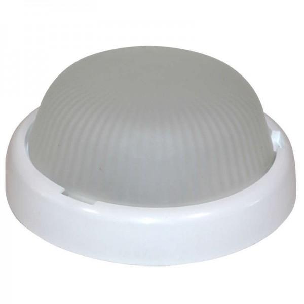 Светильник ДБО 'Аква 200' LED 9Вт 5000К IP44 мат. (груп. упак.) Элетех 1030450284
