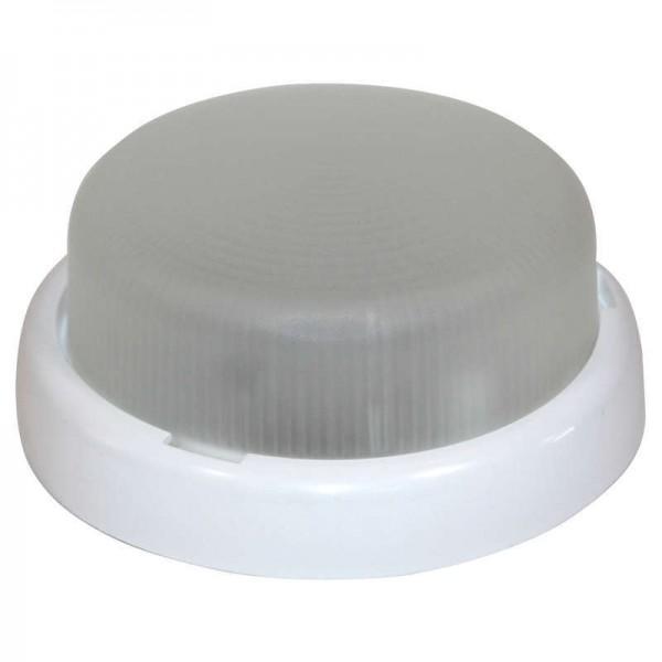 Светильник ДБО 'Раунд 200' LED 9Вт 5000К IP44 мат. (груп. упак.) Элетех 1030450282