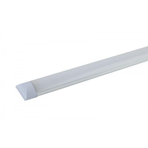Светильник светодиодный SPO-5-40-6K-M (F) 1200х75х25 36Вт 2400лм 6500К IP40 мат. сталь-бел. ЭРА Б0032480