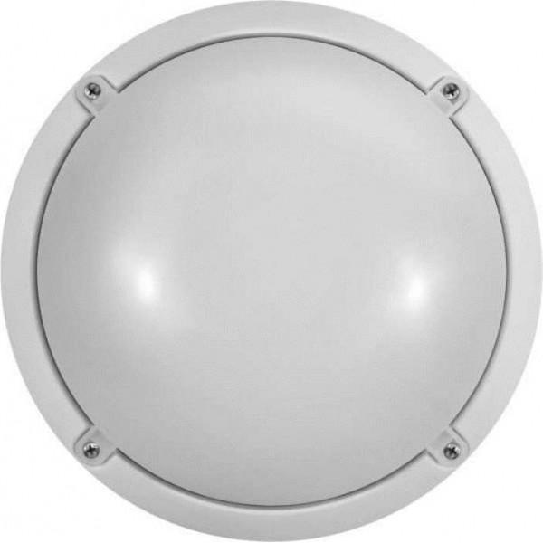 Светильник светодиодный 71 686 OBL-R1-12-4K-WH-IP65-LED 12Вт 4000К IP65 ( Аналог НПП) ОНЛАЙТ 71686