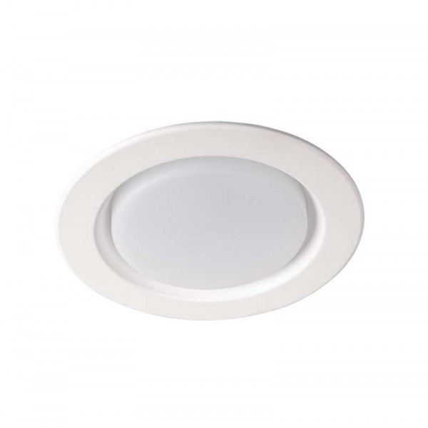 Светильник PLED DL5 12Вт 4000К WH IP40 Jazzway 5026421