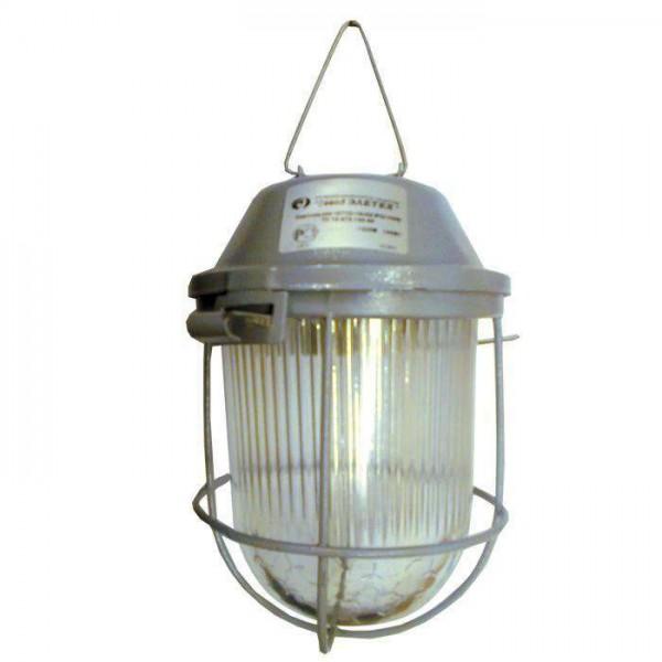 Светильник НСП 02-100-002 'Желудь А' IP52 корпус с решеткой серый Элетех 1005550306