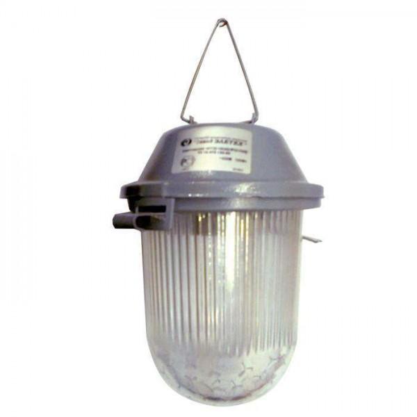 Светильник НСП 02-100-001 'Желудь А' IP52 корпус серый Элетех 1005550305
