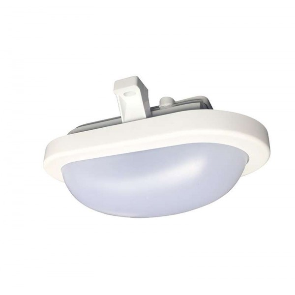 Светильник светодиодный пылевлагозащ. PBH - PC3-OA 8Вт 4000К White IP65 JazzWay 5009257