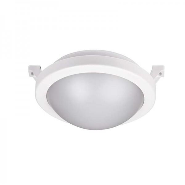 Светильник светодиодный пылевлагозащ. PBH - PC3-RA 8Вт 4000К White IP65 JazzWay 5009271