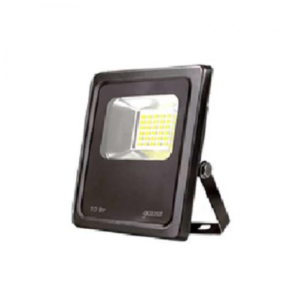 Прожектор светодиодный Elementary 10Вт IP65 6500К черн. Gauss 613100310