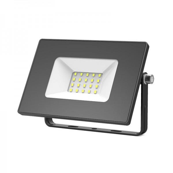 Прожектор светодиодный Elementary 20Вт IP65 6500К черн. Gauss 613100320
