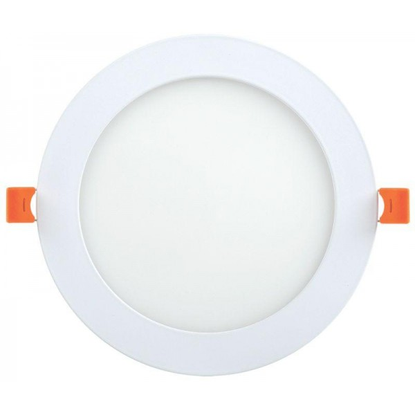 Светильник светодиодный ДВО 1606 12Вт 6500К IP20 круг бел. IEK LDVO0-1606-1-12-6500-K01