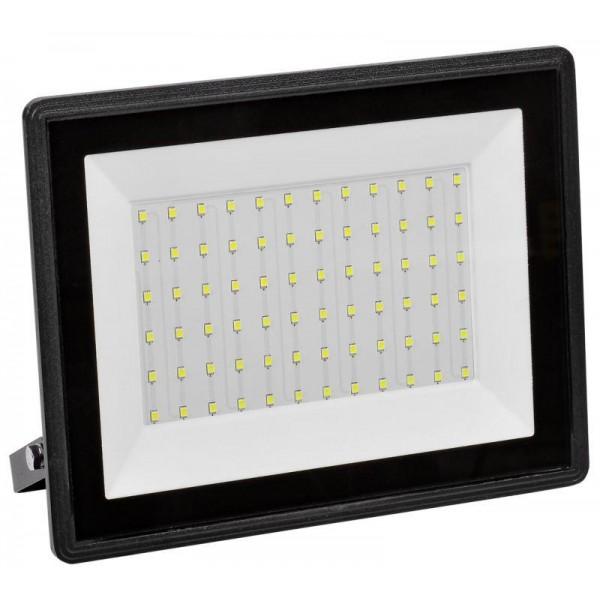 Прожектор светодиодный СДО 06-100 6500К IP65 черн. IEK LPDO601-100-65-K02