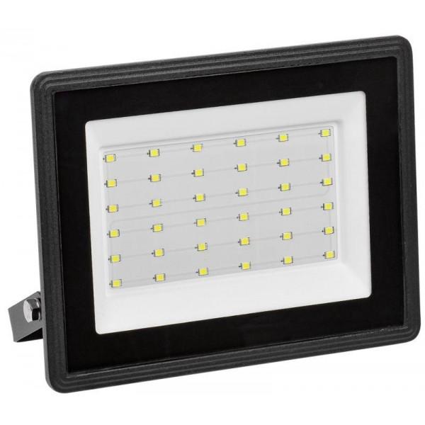 Прожектор светодиодный СДО 06-50 4000К IP65 черн. IEK LPDO601-50-40-K02