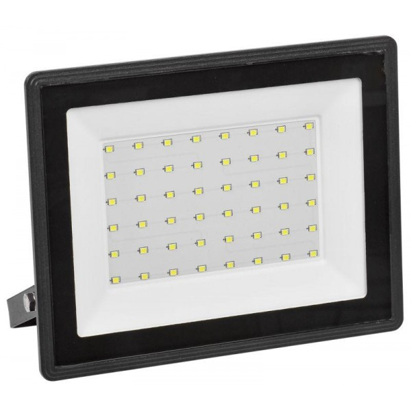 Прожектор светодиодный СДО 06-70 6500К IP65 черн. IEK LPDO601-70-65-K02