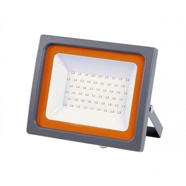 Прожектор светодиодный PFL-SC-SMD-100Вт 100Вт IP65 6500К мат. стекло JazzWay 5001428