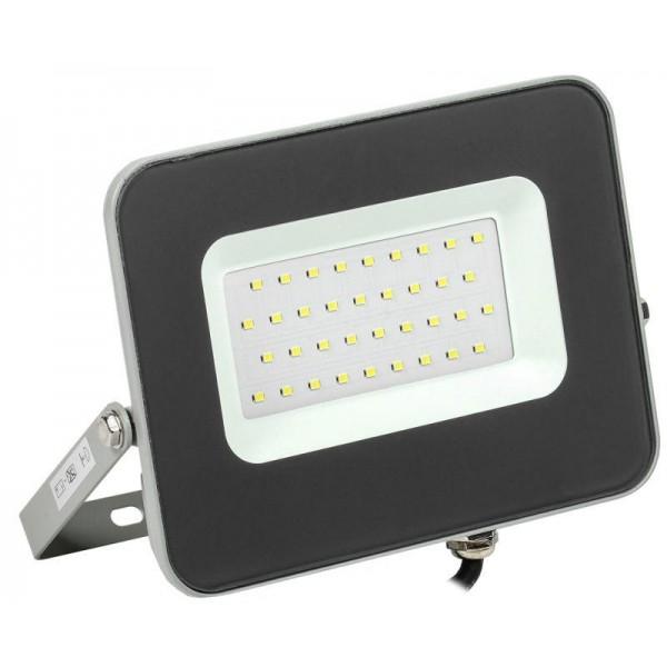 Прожектор СДО 07-30 LED 30Вт IP65 6500К сер. IEK LPDO701-30-K03