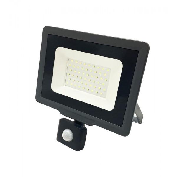 Прожектор PFL-C3 SENSOR 20Вт 6500К IP65 Jazzway 5026926