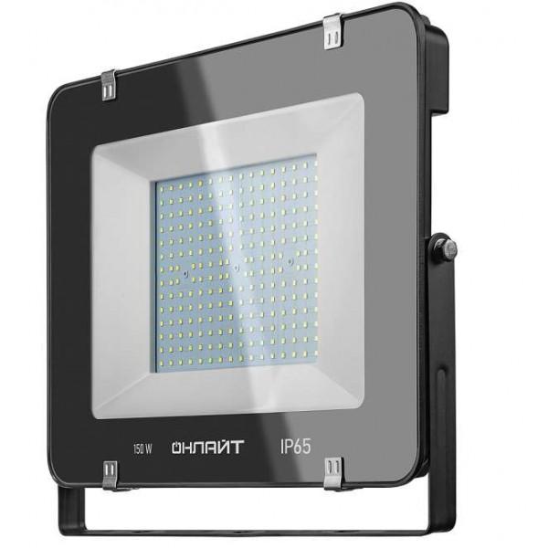 Прожектор OFL-150-6.5K-BL-IP65-LED ОНЛАЙТ 14344