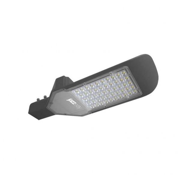 Светильник светодиодный PSL 02 50Вт 5000К GR AC85-265В IP65 уличный (аналог ДКУ) JazzWay 5005785