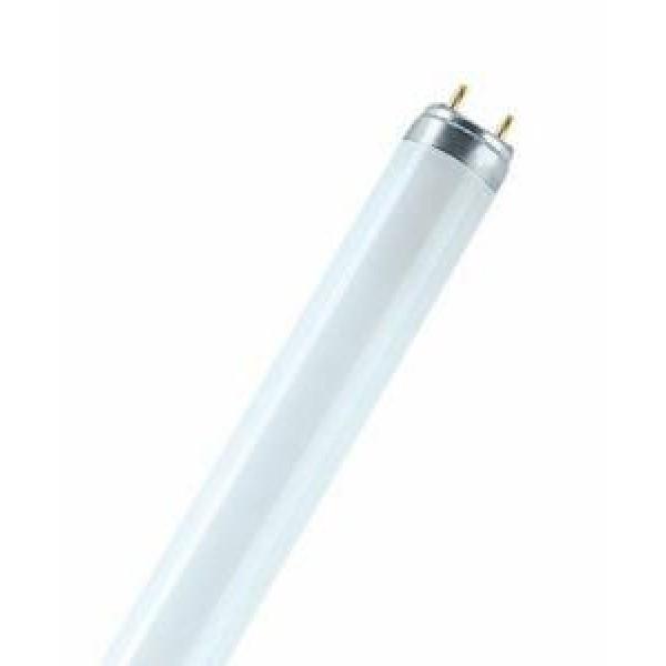 Лампа люминесцентная L 36W/76 NATURA DE LUXE 36Вт T8 3500К G13 OSRAM 4050300010526